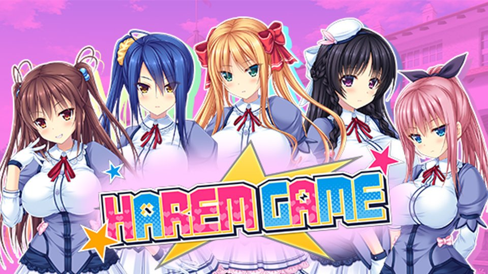 Harem Game Cover