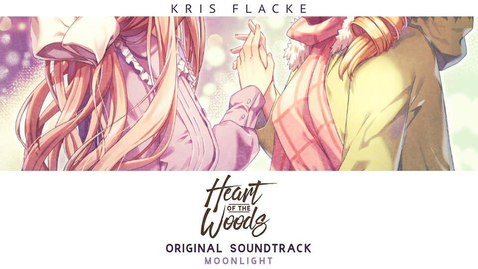 Heart of the Woods Original Soundtrack - Moonlight Cover