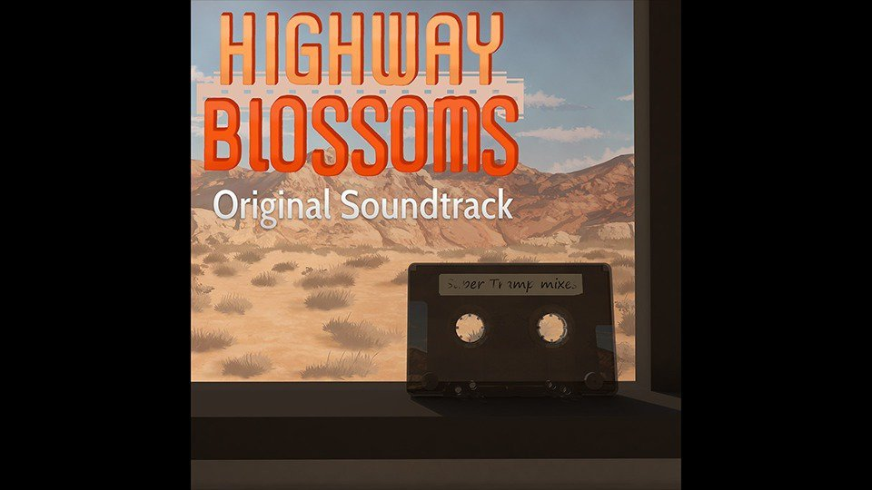 Highway Blossoms - Soundtrack Cover