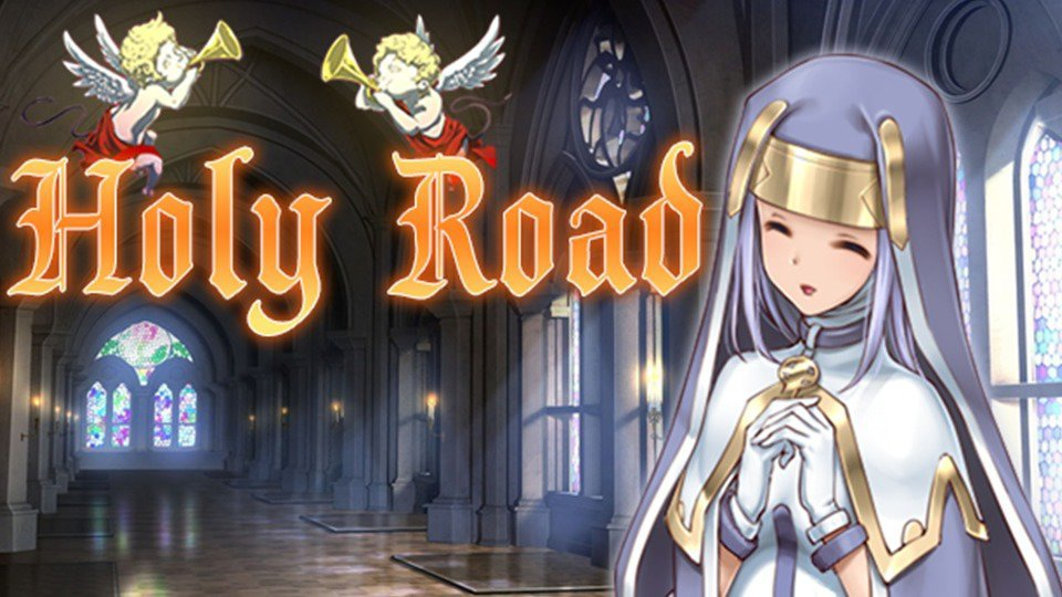 Holy Road Poster Image