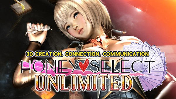 Honey Select Unlimited Cover
