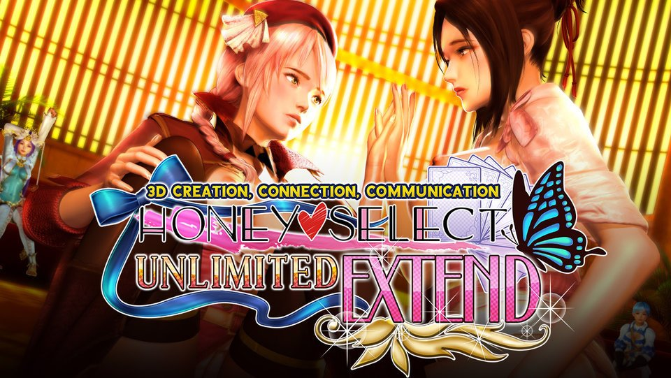 Honey Select Unlimited Extend + Studio Neo Cover