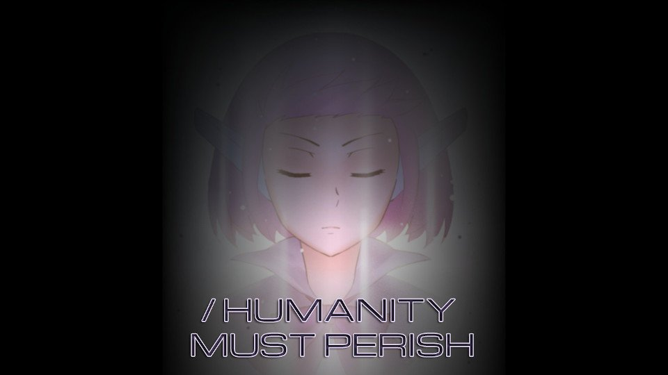 Humanity Must Perish Poster