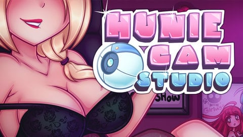HunieCam Studio Cover