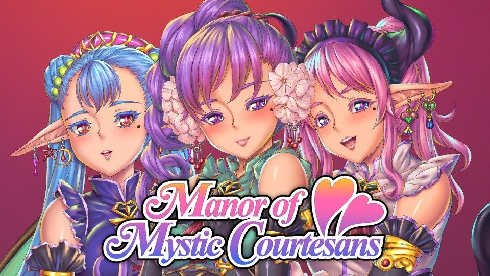 Manor of Mystic Courtesans Poster