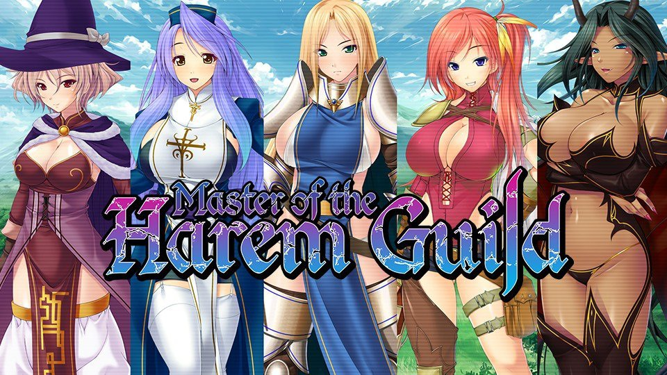 Master of the Harem Guild (Android Version) Poster