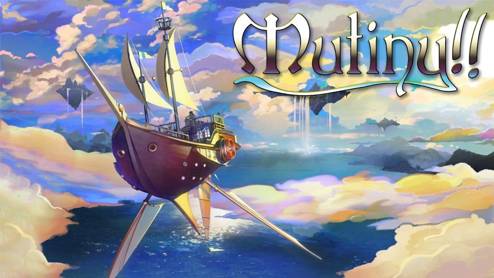 Mutiny!! Cover