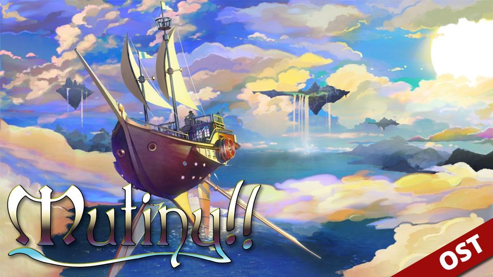 Mutiny!! - Soundtrack Cover