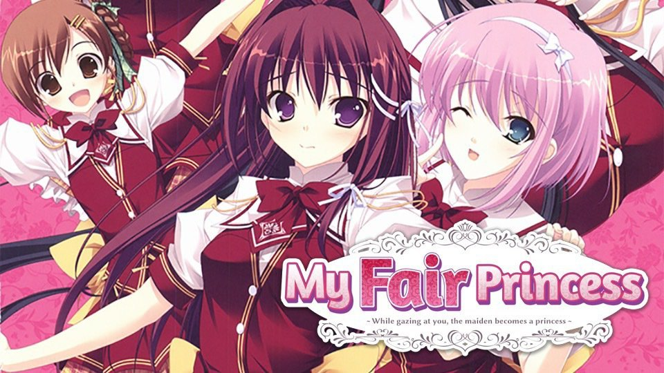 My Fair Princess Cover