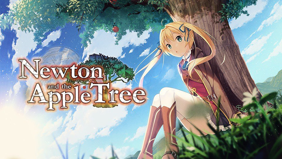 Newton and the Apple Tree Cover