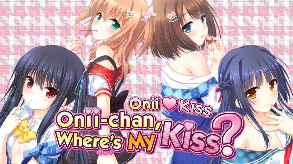 Onii Kiss: Onii-chan, Where's My Kiss? Poster