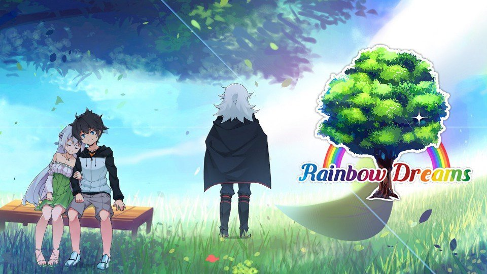 Rainbow Dreams Cover