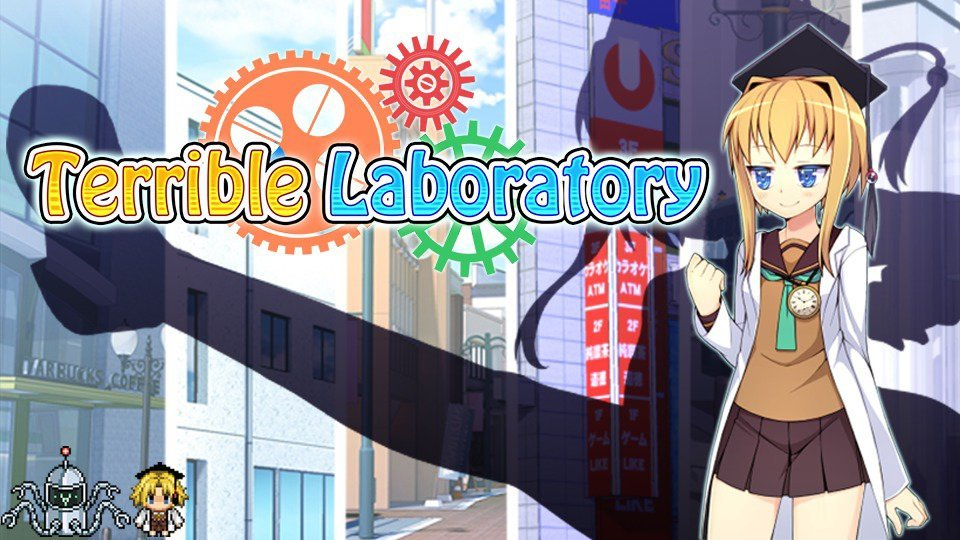 Terrible Laboratory Cover