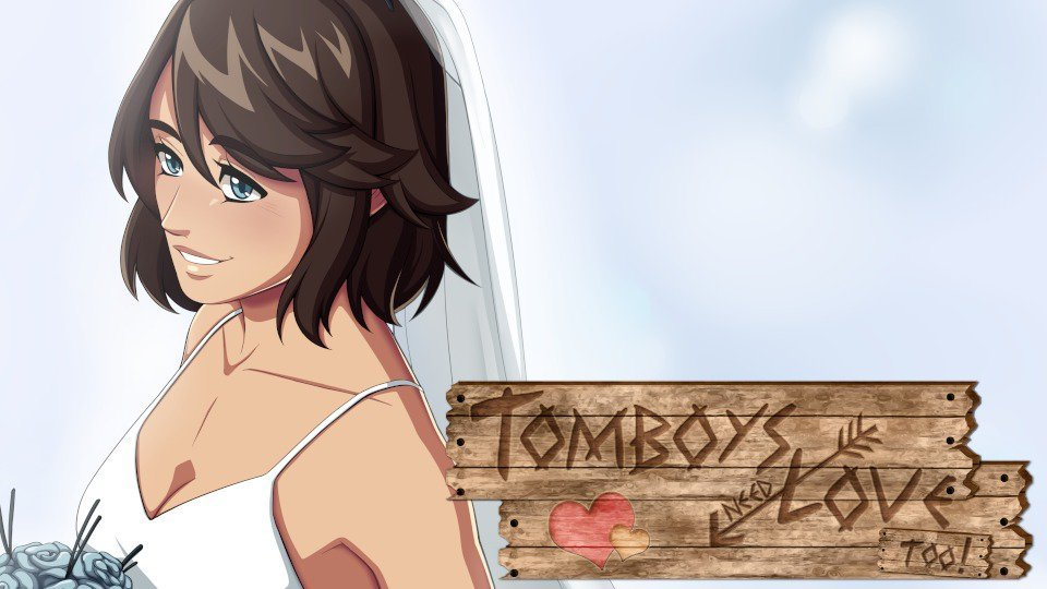 Tomboys Need Love Too Poster