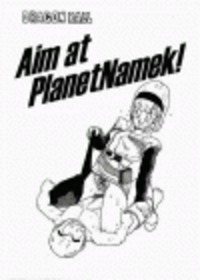 Aim At Planet Namek Cover