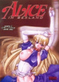 Alice in Sexland 2 Cover