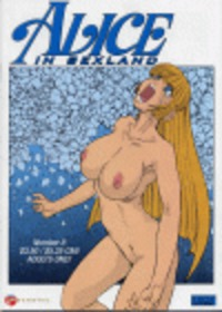 Alice in Sexland 8 Cover