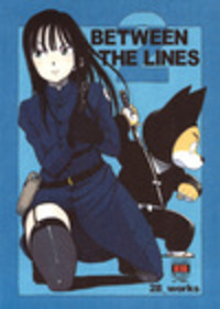 BETWEEN THE LINES 2 Cover