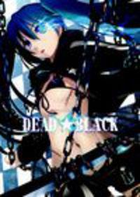 DEAD★BLACK Cover