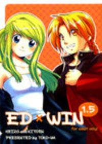 ED x WIN 1.5 Cover