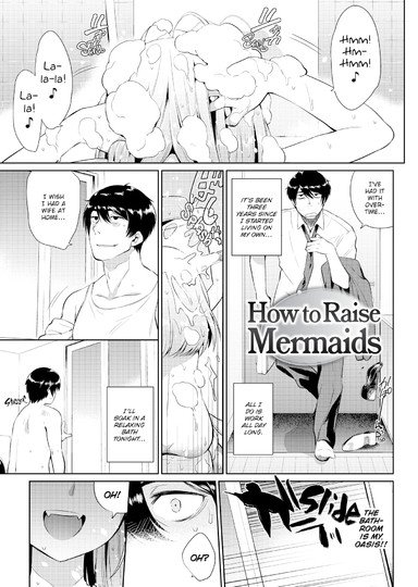 How to Raise Mermaids Cover