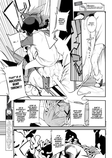 How They Fap in Parallel Worlds Ch.5 Sample