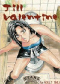 Jill Valentine Cover