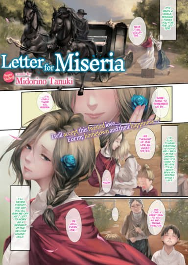 Letter for Miseria Cover