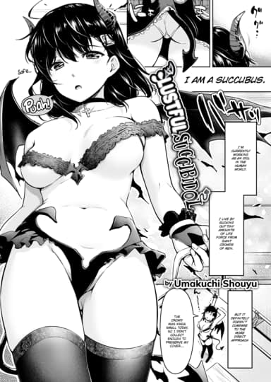 Lustful Succubidol Sample