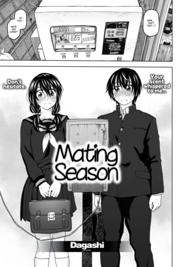 Mating Season Cover