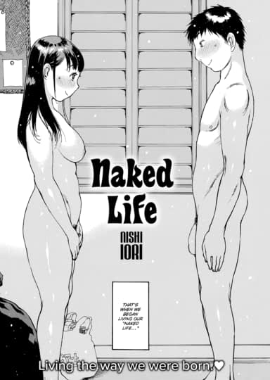 Naked Life Cover
