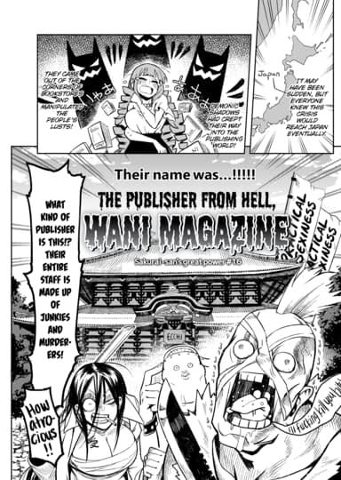 Publisher from Hell, Wani Magazine Thumbnail 1