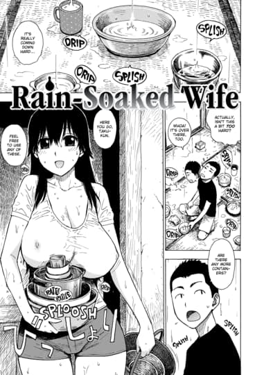 Rain-Soaked Wife Cover