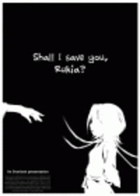 Shall I Save You Rukia Cover