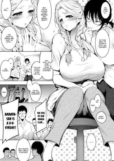 Hentai manga boobs