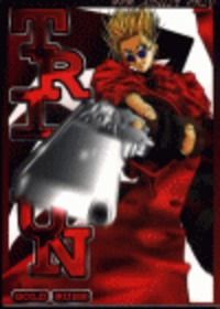 Trigun GOLD RUSH Cover
