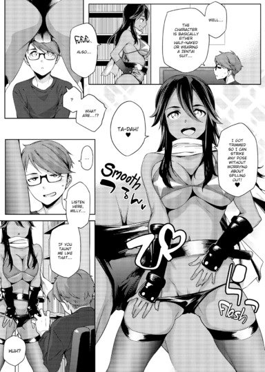 What Brings You to Japan? Chapter 2 Sample