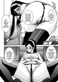 Waldstein Academy's Current Headmistress Kumashiro Maya's Shocking Debut!! Sample
