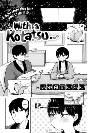 With a Kotatsu… Cover