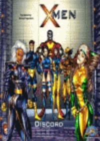 X-Men: Discord Cover