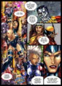 X-Men: Discord Sample