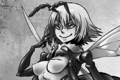 Monster Girl Sample Image